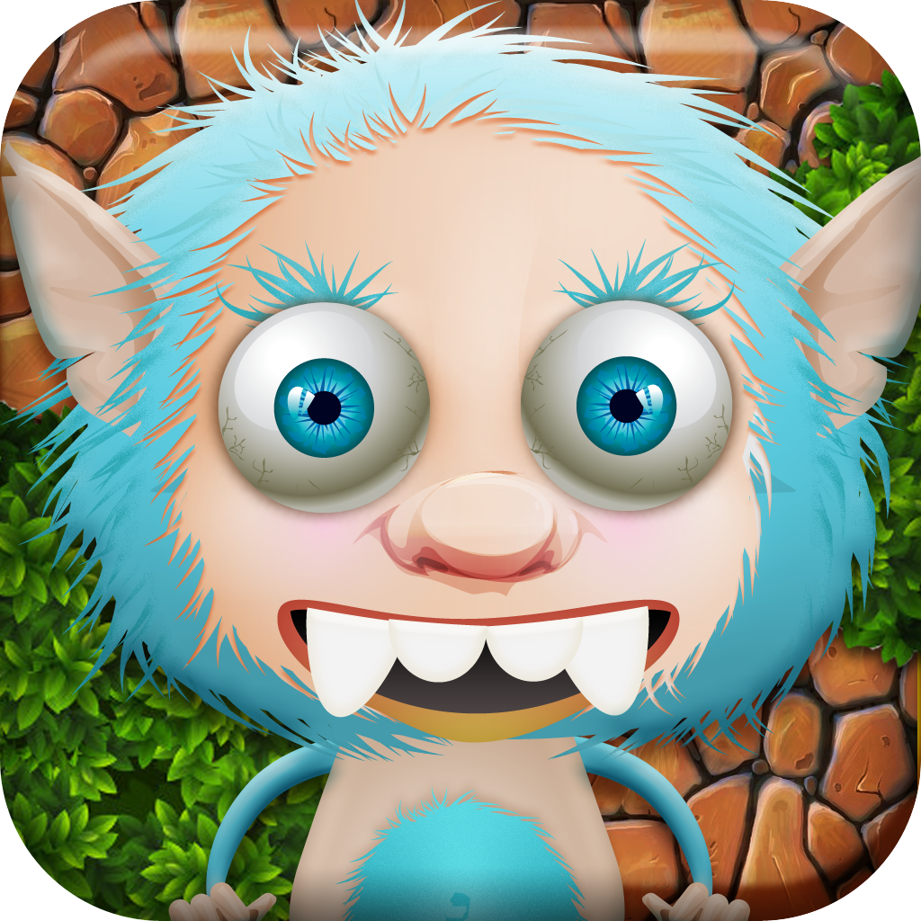 A Clumsy Pile of Trolls Puzzle Game